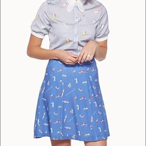 Miss Patina Mermaid Swimmers Skirt
